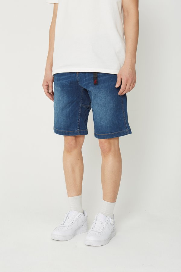 DENIM ST-SHORTS DARK USED