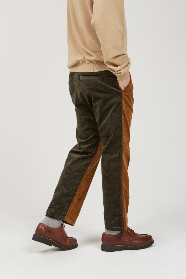 GRAMICCI X Alexander Lee Chang PANTS BROWN x OLIVE