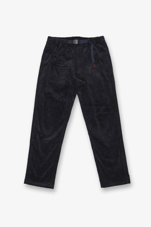CORDUROY NN-PANTS JUST CUT DOUBLE NAVY