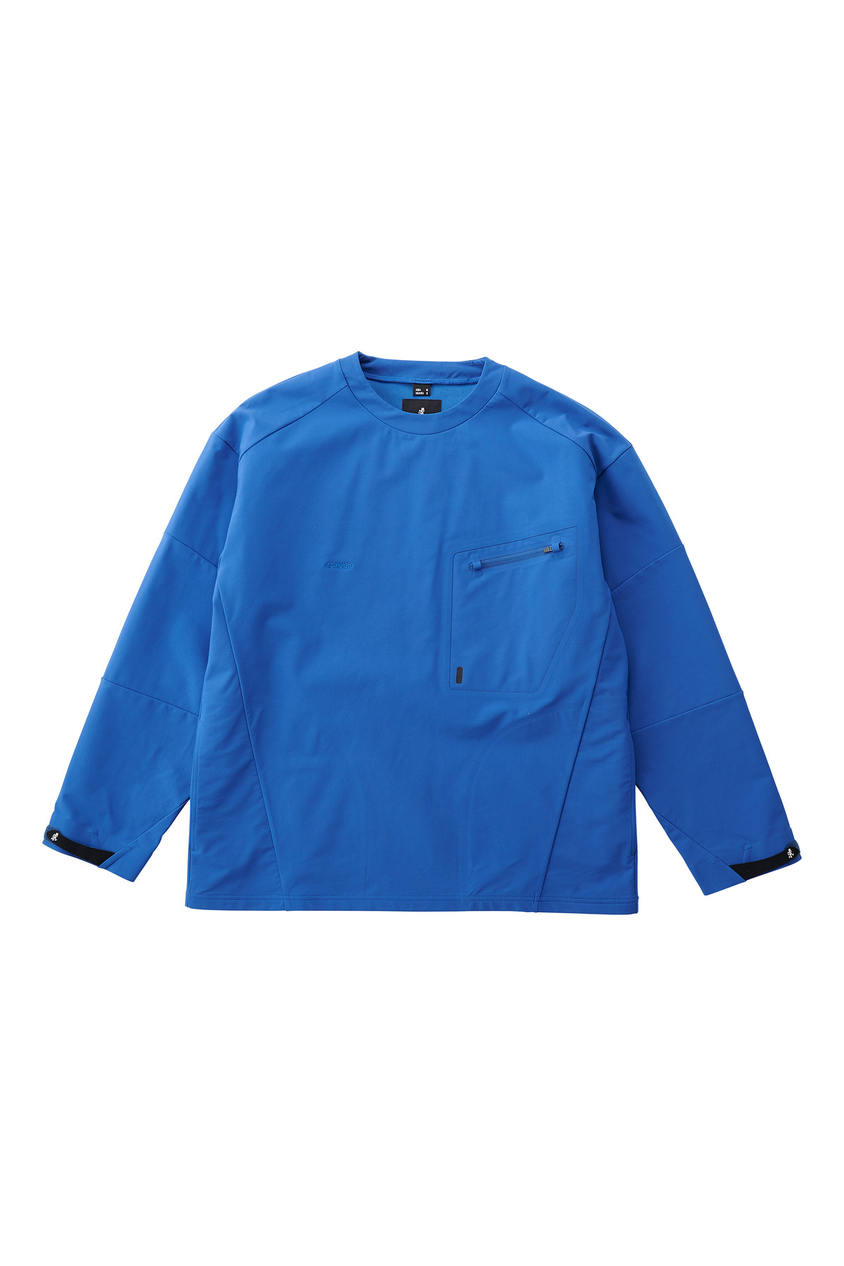 STORMFLEECE LOGAN TEE BLUE