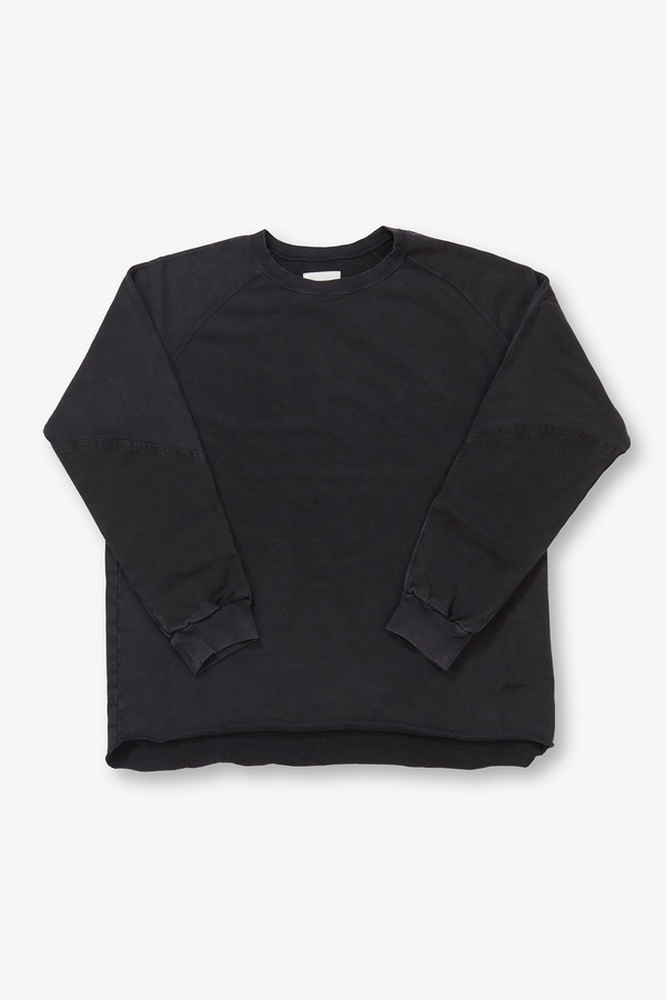 TALECUT SWEAT BLACK