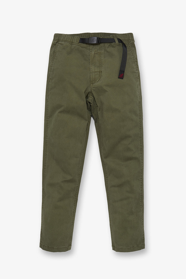 W'S TAPERED CROPPED PANTS OLIVE