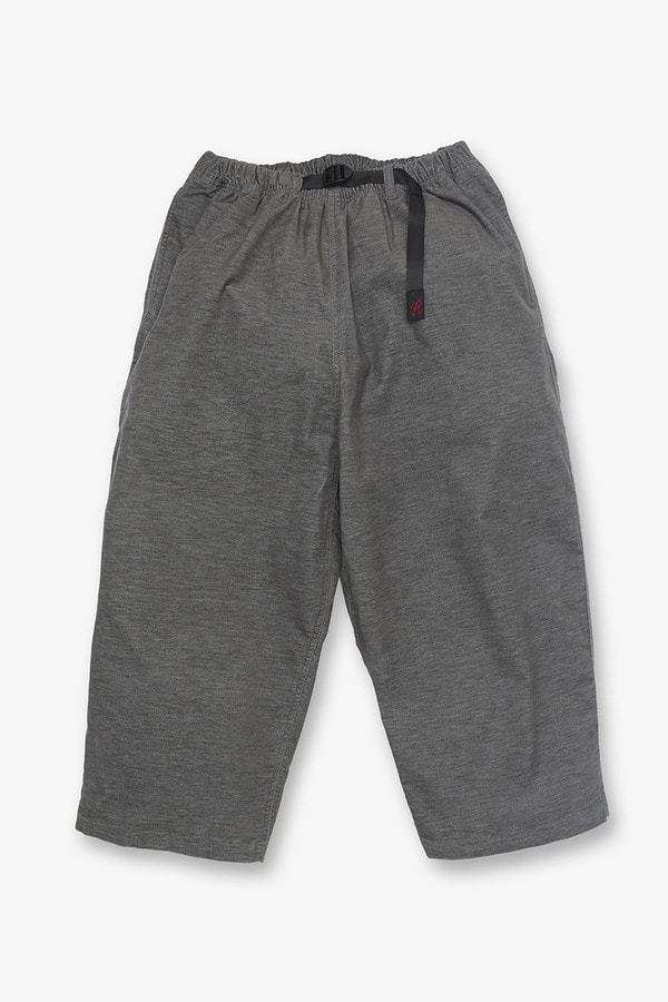 AMERICAN VELVETEEN BALLOON PANTS MID GREY HEATHER