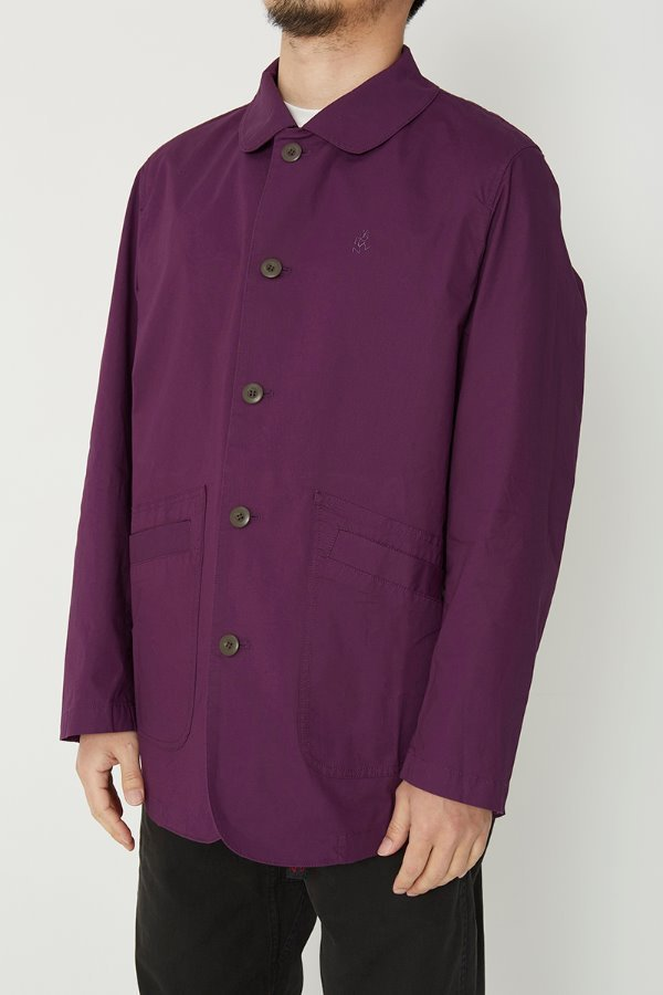 WEATHER WORK JACKET PURPLE
