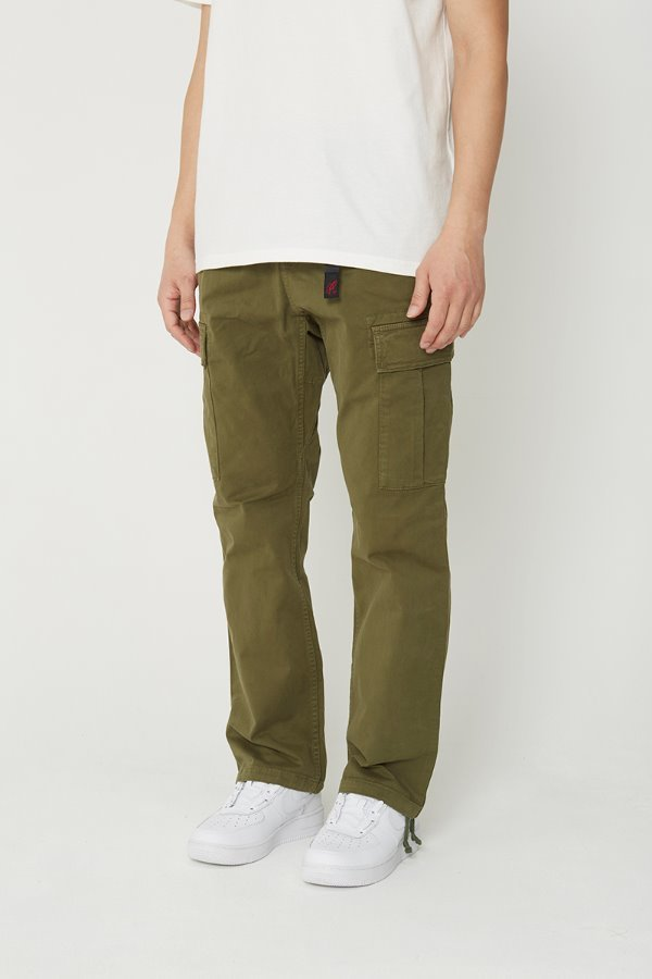 CARGO PANTS OLIVE