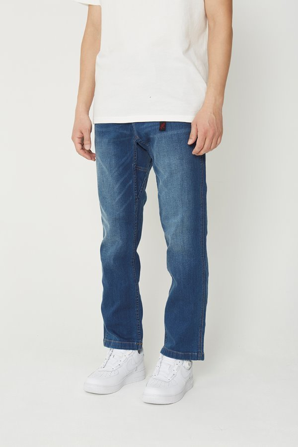 DENIM NN-PANTS JUST CUT DARK USED