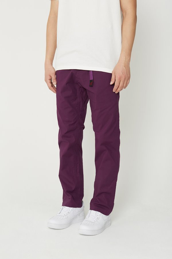 WEATHER NN-PANTS JUST CUT PURPLE