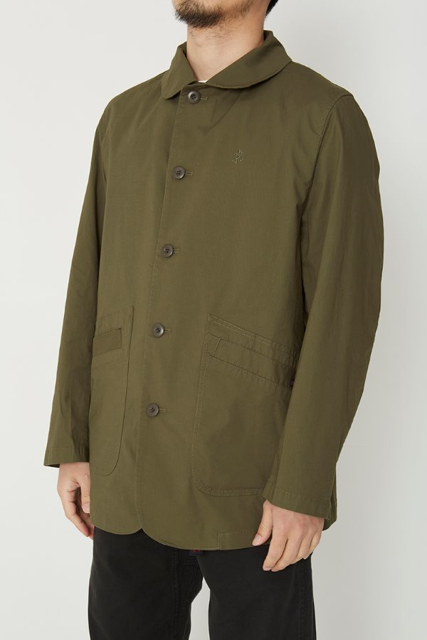 WEATHER WORK JACKET OLIVE