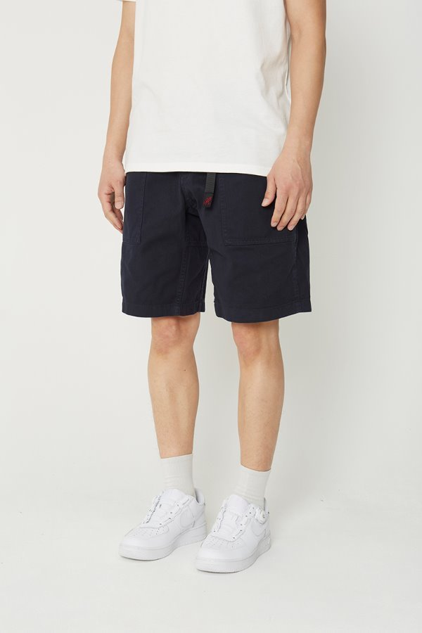 MOUNTAIN SHORTS DOUBLE NAVY