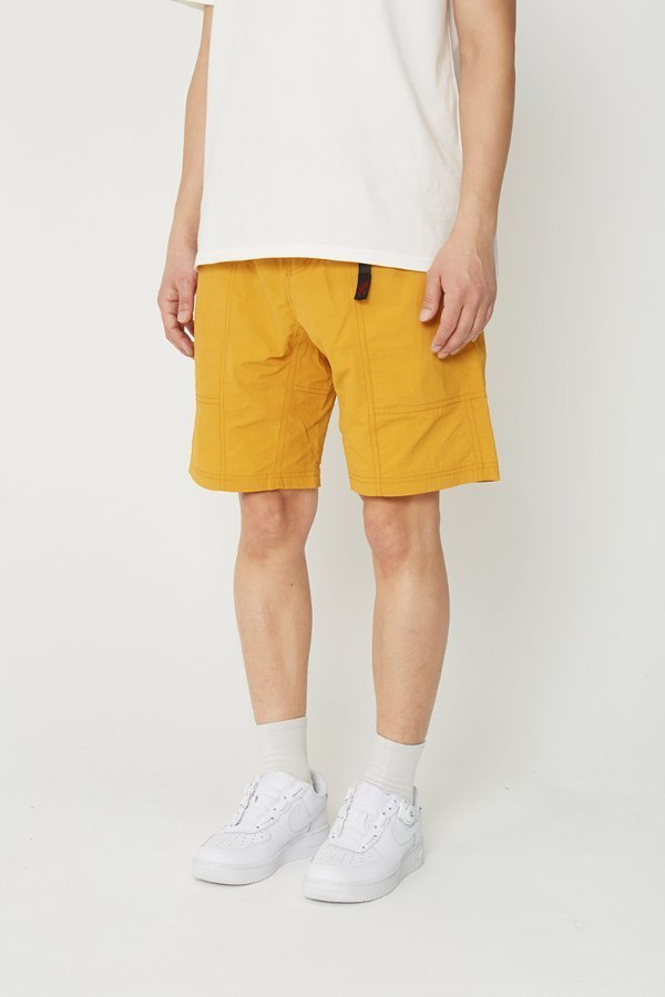 SHELL GEAR SHORTS MUSTARD