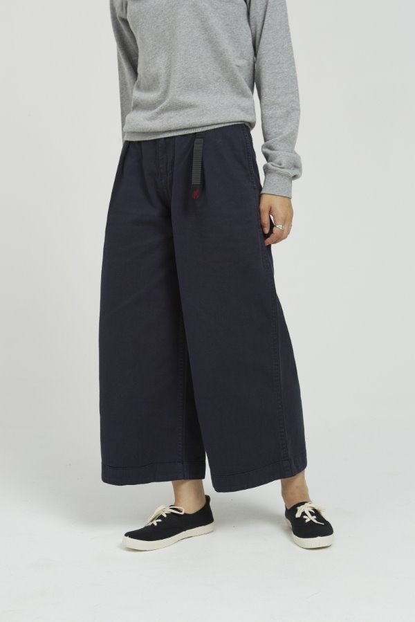 BAGGY PANTS DOUBLE NAVY